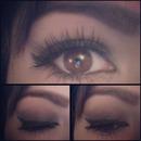 brow eye