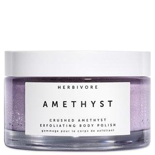 Amethyst Gemstone Body Scrub