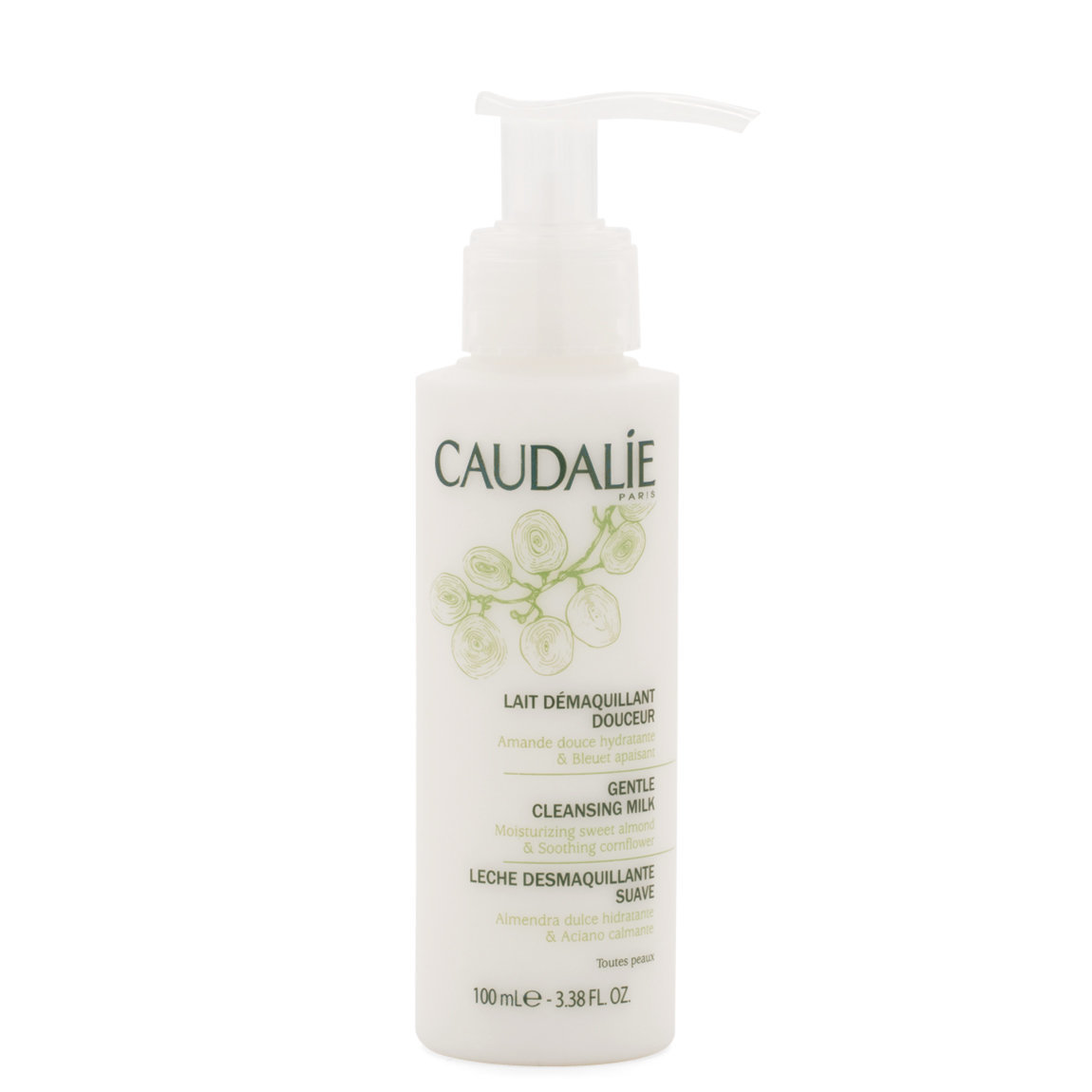 Gentle Cleansing Milk by Caudalie #5