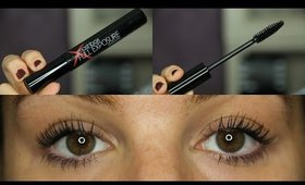 Smashbox Full Exposure Mascara First Impressions Review ♥