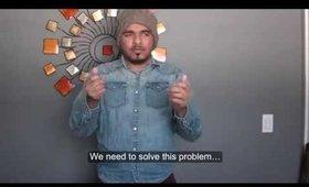 Support The Deaf Community for built Salon