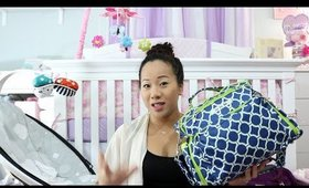 What's in my baby hospital bag?