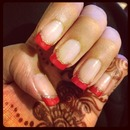nails and henna