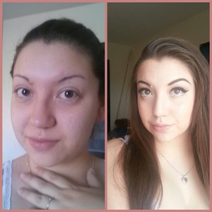 My scary before, and beautiful after!!