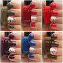 Zoya Focus Fall Collection 2015