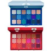 Jeffree Star Cosmetics Blue Blood & Blood Sugar Eyeshadow Palette Bundle