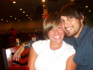 Me and Hubbs before we were married...