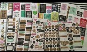 Unboxing - Happy Planner Create 365 Costco Kit