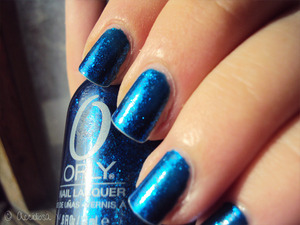 Orly Stone Cold Collection: Mineral FX Year: 2011 Review: http://www.accidiosav.com/2012/orly-stone-cold/