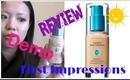 Covergirl Outlast Stay Fabulous 3 in 1 Foundation (Review/Demo)
