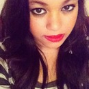 In love with red lipsticks
