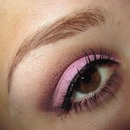 Make-up Challenge Day Seven Pink