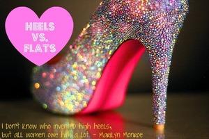 http://makeupfrwomen.blogspot.com/2012/03/heels-vs-flats-xoxo.html