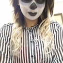 my day of the dead makeup?