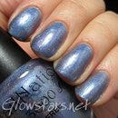 NailNation 3000 Mystic Morph Holo Frost Topper