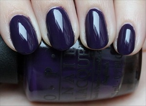 See more swatches & my review here: http://www.swatchandlearn.com/opi-vant-to-bite-my-neck-swatches-review
