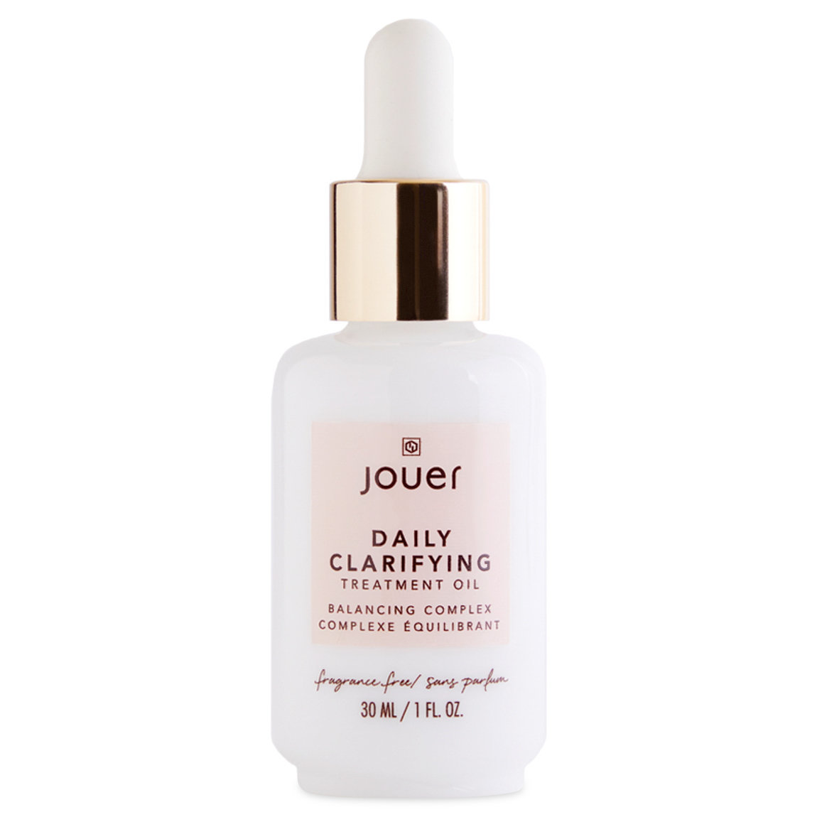Jouer Cosmetics Daily Clarifying Treatment Oil alternative view 1 - product swatch.
