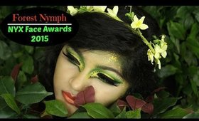 Forest Nymph Makeup Tutorial | NYX FACE AWARDS 2015