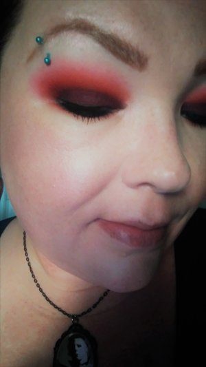 Used the Blood Sugar Palette 7-2-18