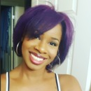 Purple hair don't care!