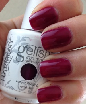 Gel polish. Visit my blog if interested in more swatches :) http://lslfun.blogspot.com