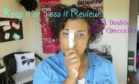 KEEP OR TOSS IT: Review ULTA Double Duty Concealer