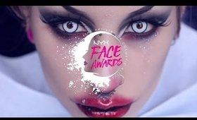 NYX ITALIA FACE AWARDS / Creepy Clown Inspired Make-Up 2016