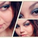 Smoky Blue Diamond Lust