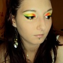 Rasta make-up 3