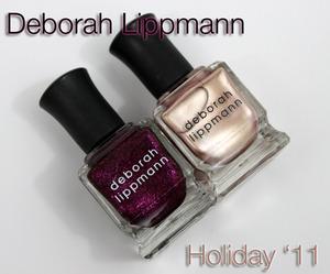Deborah Lippmann Holiday 2011