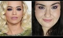 Rita Ora Grammys 2014 Inspired Makeup Tutorial