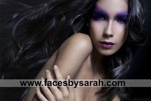 Model: Lais  Makeup: Sarah Chaudhry  Hair: Sarah Chaudhry  Photographer: Shavonne