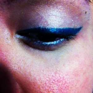 My favorite eyeliner from Hard Candy. Stroke of Gorgeous in Nautical c: