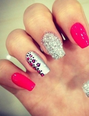 So wat do u think about my nails?:)