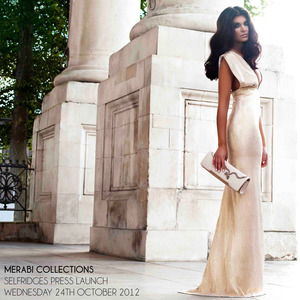 Nadine Merabi Rebranding by Me 2012 Taking this Brand to Chic for Selfridges Launch October 2012 Hair/Make Up/Model Direction- Myself Photography- Calvin Mlilo Styling Assistant- Drey Aniun Rose