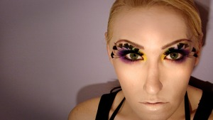 Check out my videos to view my tutorial for this look! xoxo