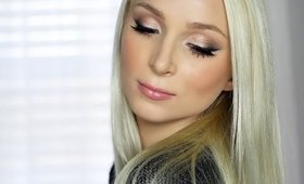 Valentines Day Makeup Tutorial | Smoked Liner