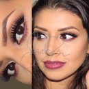 Look using the Tamanna palette