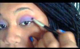 88 Matte Color Palette Series (Lavender Eyes)