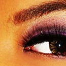Purple Party Look