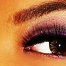 Purple Party Look