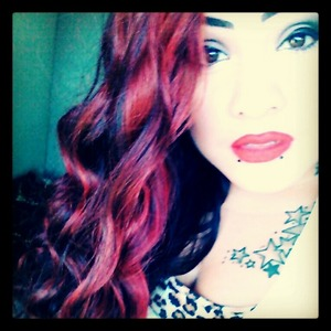 I miss my red sometimes