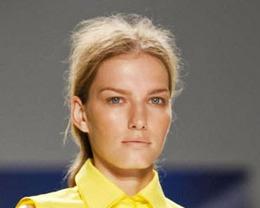 Vera Wang Makeup, New York Fashion Week S/S 2012
