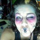 Pretty Zombie Face