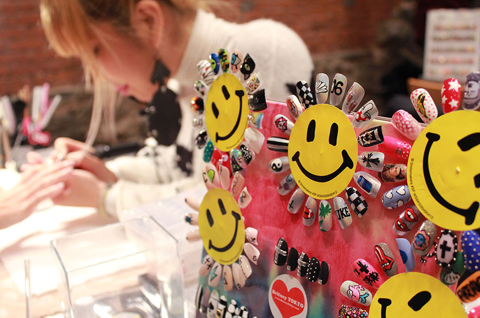 Vanity projects nail art gets an artsy boost in nyc beautylish prinsesfo Images
