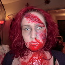 Zombie Annie!!
