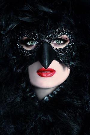 Model // Aida Kopić Photography // Nađa Berberović  Make up and handmaded mask // Naida Đekić