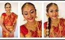 South Indian Tamil Bridal Makeup Look   CheezzMakeup