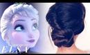 ★FROZEN romanticized ELSA CORONATION HAIR TUTORIAL | CUTE HAIRSTYLES