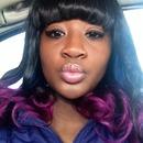 Nicki minaj look alike aha!